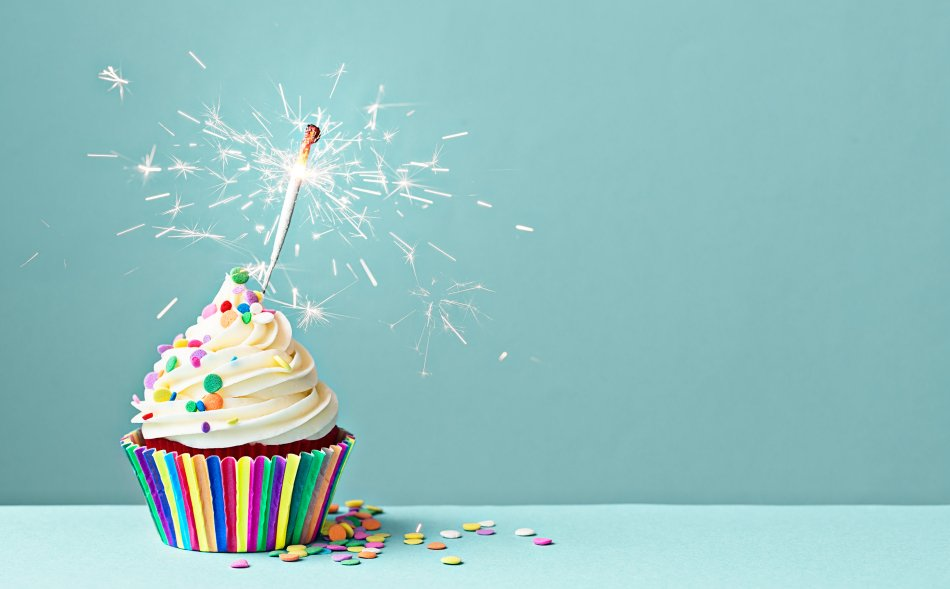 Happy 1st Birthday to Our Website!